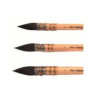 Winsor & Newton Squirrel Point Wash Brushes