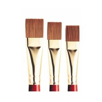 Winsor & Newton Sceptre Gold II Brushes Series 505 Flat/Bright