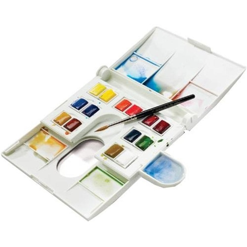 W&N Professional Water Colour - Compact Set