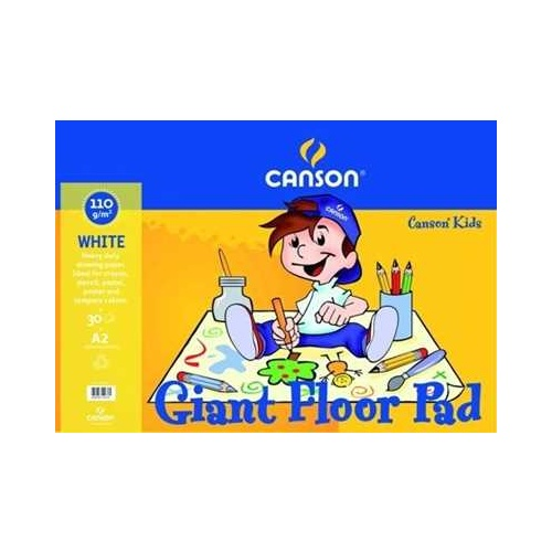 Giant Floor Pad, 30 sheets, A2 (420x594mm)