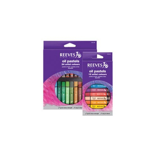 Reeves Oil Pastel Sets
