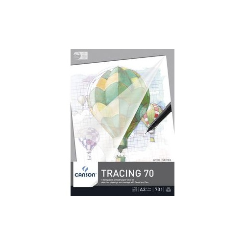 Academy Tracing Pad  40 sheets
